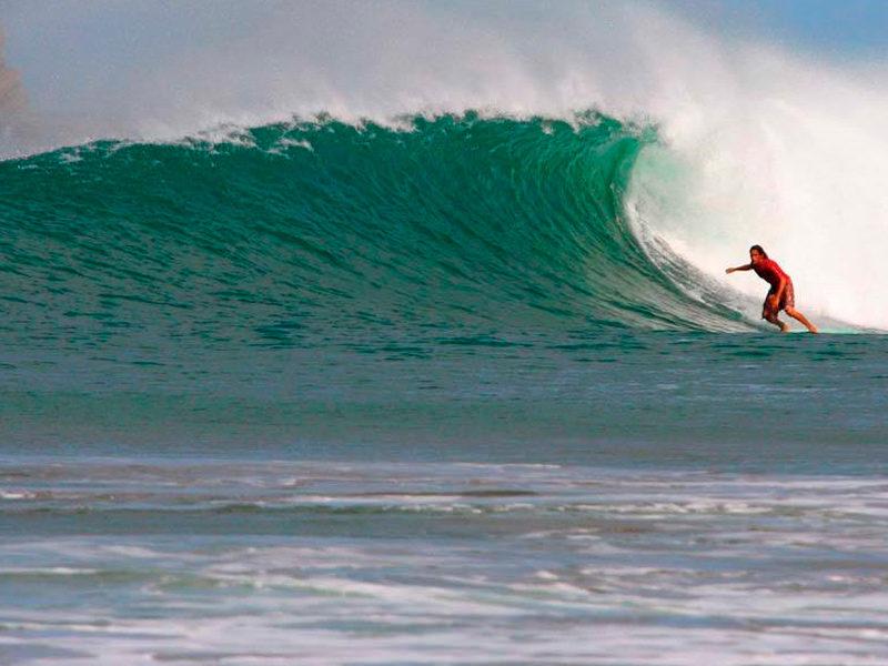 Nicaragua - Surf - Centroamérica