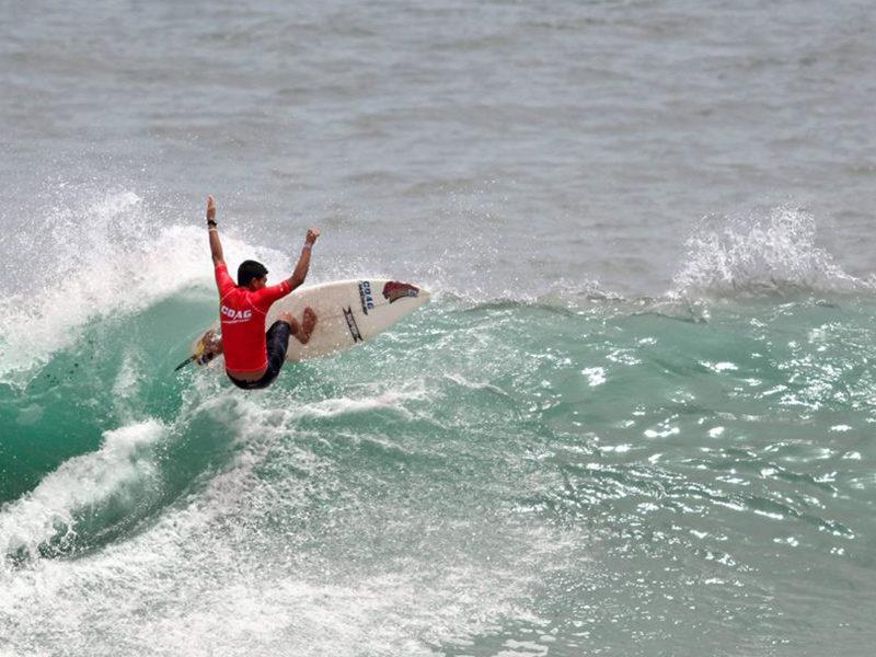 Surf Centroamérica - Guatemala - Champerico